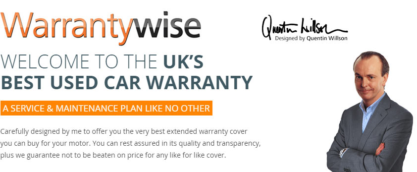 Warrantywise - the UK's best used car warranty