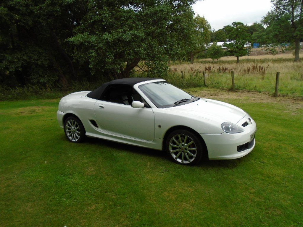 MG TF 1.8 2dr