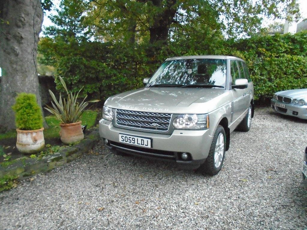 Land Rover Range Rover 3.6 TD V8 Vogue 5dr